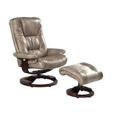 leather swivel recliner with ottoman u2013 mthandbags com