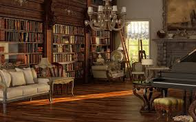 victorian style home library u2013 house design ideas