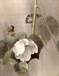Japanese Flowers Paintings - 76 best asian birds and flowers images on pinterest japanese