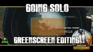 Solo Memes - pubg solo greenscreen editing predator kar98 memes and dirty