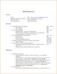 Examples Of Resume by Sample Cover Letters For High Students