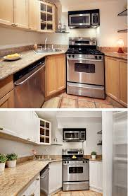staging apartments before and after before staging top the staging apartments before and after before staging top the kitchen cabinets had a light wood finish ms the new york times