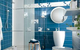 bathroom ideas blue bathroom ideas blue wall painting bathroom tile with built in