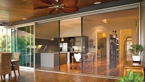 Insect Screen For French Doors - retractable fly screens and blinds centor bifold u0026 sliding