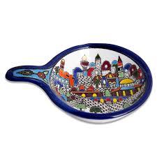 armenian ceramic bowls armenian ceramics home decor judaica armenian ceramics