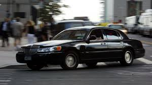 car service driver uber black towncar drivers strike in san francisco over