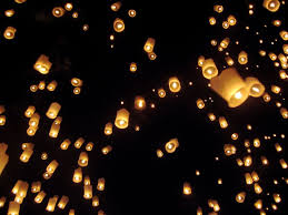 lantern kites best 25 flying paper lanterns ideas on send