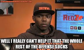 Cleveland Browns Memes - cleveland browns memes josh gordon can make anyone look good for a