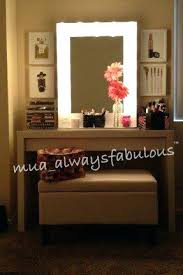 Black Vanity Table With Mirror Makeup Vanity Table Without Mirror Makeup Vanity Table With