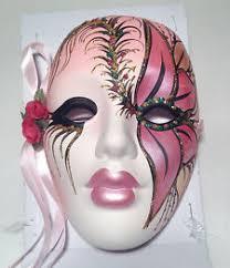 miniature mardi gras masks mini ceramic mardi gras masks new porcelain mardi gras mask