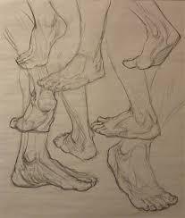 feet sketches by woodylwg on deviantart