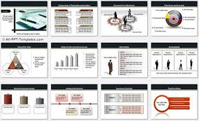powerpoint professional target template