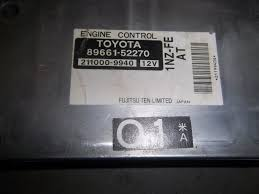 used toyota echo computers and cruise control parts for sale