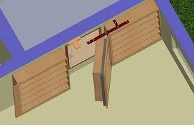 Bookcase Plans With Doors Living Rooms How To Build A Door Bookshelf 6 Steps