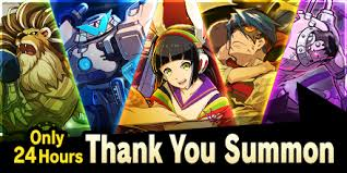 1 million player celebration part 2 24 hour only 5 summons with