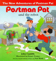 postman pat 10 robot cunliffe 9780340709153 amazon books