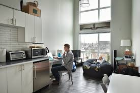 Micro Homes Interior Seattle U0027s Micro Housing Boom Offers An Affordable Alternative