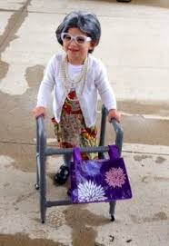 Halloween Costume Lady Toddler Lady Costume Diy Grandma Costume Bella