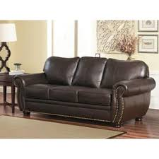 Leathers Sofas Leather Sofas Couches For Less Overstock