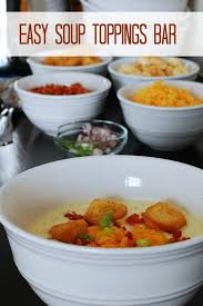 soup kitchen meal ideas best 25 soup bar ideas on chili bar bonfire