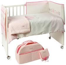 naf naf chambre bébé naf naf set 6 pièces couette tour de lit mural poches