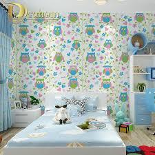 Wallpaper For Children Online Get Cheap Owl Wallpaper Aliexpress Com Alibaba Group