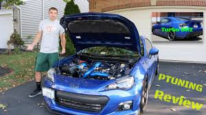 brz subaru turbo brz turbo kit review ptuning turbo kit review 1000 miles youtube