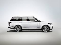 range rover 2015 official land rover extends the wheelbase of the 2015 range rover