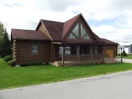 log home for sale sycamore oh