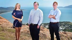 c a si e social state election lnp unveils its candidate in thuringowa the