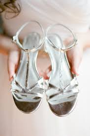 wedding shoes ny ny metropolitan building wedding silver wedding shoes
