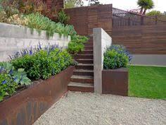 my favorite edging u2013 steel garden structures pinterest steel