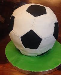 howtocookthat cakes dessert u0026 chocolate soccer ball cake