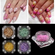 crushed shell nail art images nail art designs