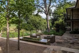 midcentury creekside u2014 studio outside landscape architects