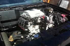Grand National Engine Specs Twin Turbocharged Lsa Swapped 1987 Buick Grand National