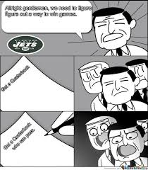Boardroom Meeting Meme - jets boardroom meeting by zacin55 meme center