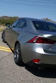 lexus is350 trunk road test 2015 lexus is 350 f sport testdriven tv