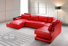 Sectional Sofas With Recliners Sofa Fascinating Red Leather Sectional Sofa Cool With Recliners