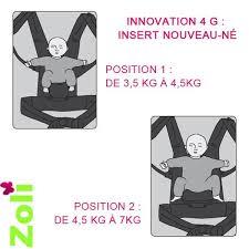 position siege bebe ventre montenegro porte bébé physiologique boba 4g noir zoli