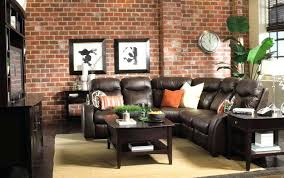 Living Room Ideas With Brown Leather Sofas Brown Leather Decor Juniorderby Me