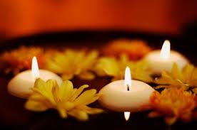 composizione di candele come realizzare delle candele agli agrumi