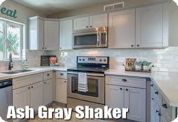 ash kitchen cabinets architektur wholesale kitchen cabinet ash gray shaker 1 1676 home
