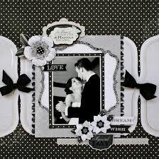wedding scrapbook ideas inspirational black and white wedding scrapbook ideas scrapbook