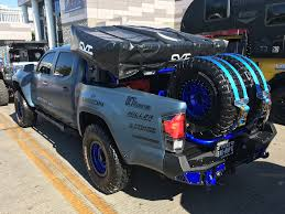 widebody truck the 16 craziest and coolest custom trucks of the 2017 sema show