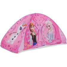 Bed Tents For Twin Size Bed by Disney Frozen 2 In 1 Play Tent Walmart Com