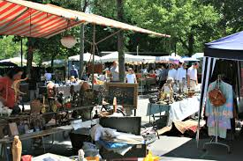 how to start a flea market business