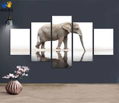 compare prices on canvas painting elephant online shopping buy