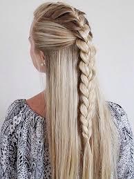Frisuren F Lange Haare Zur Konfirmation by Geflochtene Frisur Für Lange Haare Braided Hair Douglas