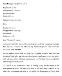 sample director resignation letters 8 free sample example